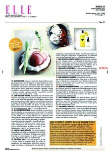Article Elle 2012