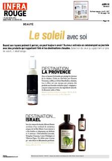 Article infrarouge juillet 2013