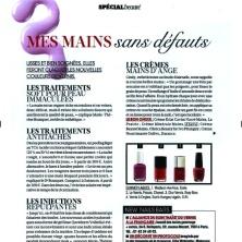 Article Madame Figaro Mai 2013 bis