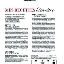Article Madame Figaro Mai 2013
