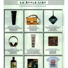 Article Stylist juin 2013