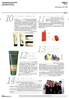 Article tendance MAGAZINE MAI 2013
