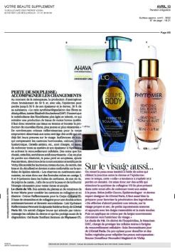 Article Votre Beauté mars 2013 6eme page copie