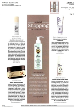 Article_presse_Ahava_pharma_beaute_fevrier-2014_001