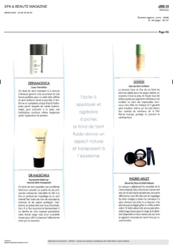 Article_presse_Ahava_spa-beaute_mars-2014