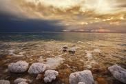 La beauté de la Mer Morte