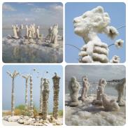 Sculpture de sel